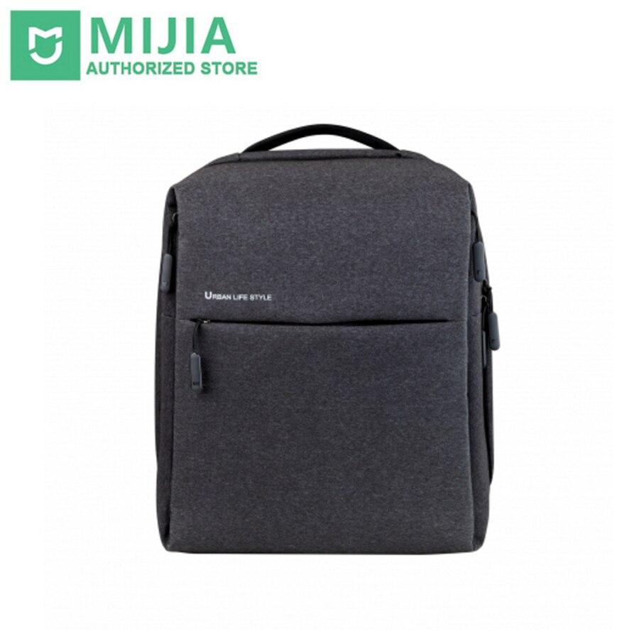 D'origine xiaomi mi femmes hommes urbaine sacs à dos école sac à dos grande capacité élèves affaires sacs pour ordinateur portable ordinateur portable