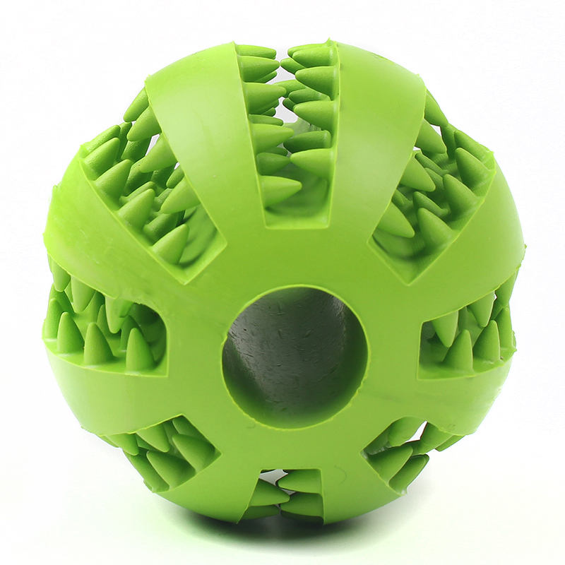 Interactive Dog Chew Ball