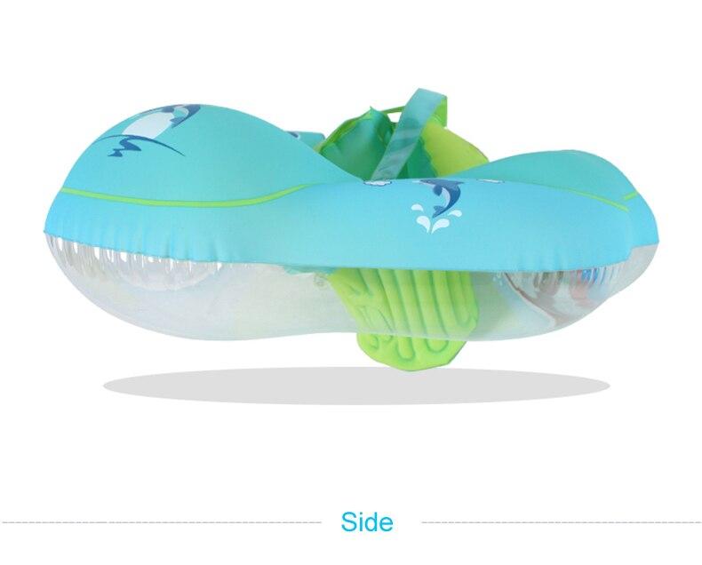 Anillo de natación enlace especial