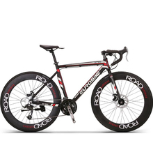 26 inch /21/27 speed bikes Double disc brake road car Sword circle K knife wheel bicycle contest highway car/tb80808