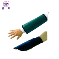 As lead hand arm guard against x rays x ray armguard CT radiation lead hand arm guard 0.5 MMPB super soft