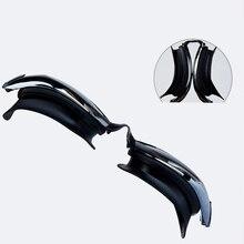 Очки для плавания ming профессиональные регулируемые водонепроницаемые противотуманные УФ очки для плавания