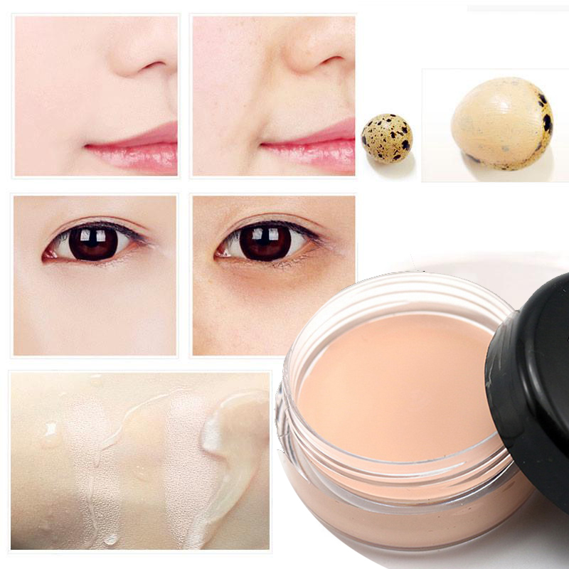 Popfeel Hide Blemish Full Cover Concealer Creamy Make Up Face Lip Eye Pores Foundation Face Concealer Cream Makeup Wholesale(China)
