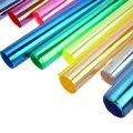 10 Colores 11.9x47 pulgadas Película Luz Del Coche Faro luz trasera Antiniebla Luz del Vinilo del Tinte Película Hoja de la Etiqueta Engomada Pegatinas de Coches accesorios