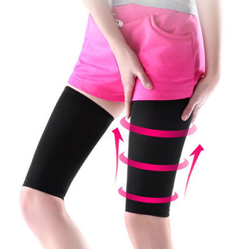 Women Thigh Slimming Leg Shaper Sleeve
