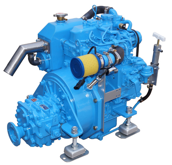 Hot sale small volume light weight small diesel engine hf for Lightweight outboard motors for sale