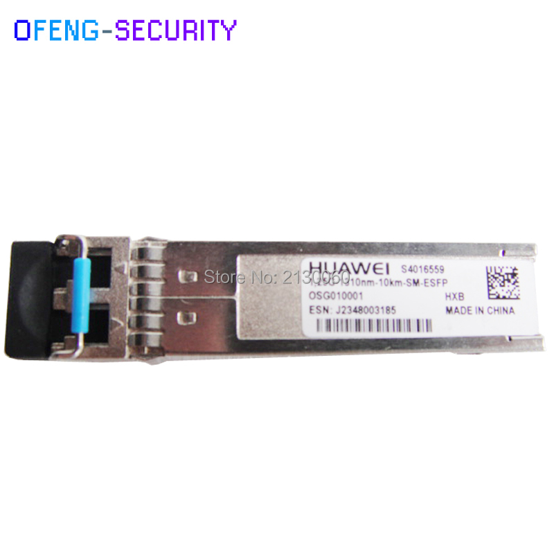 Huawei SFP Modules  Huawei 1.25G Module 1310nm 10km SM ESFP S4016559