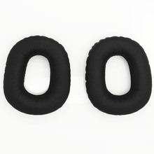 Protein Soft Leather Replacement Ear Pads Portable Headphones Cover Earpad for Logitech UE4000 Headset earpads