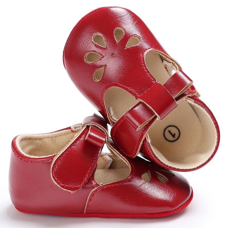 2017-Summer-Lovely-Girls-kids-Princess-Crib-Shoes-Prewalker-Sneakers-Baby-Toddler-Shoes-5