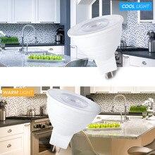 GU10 Led Bulb MR16 Spotlight 220V Corn Replace Halogen Lamp 5W 7W Ampoule GU5.3 Spot Light Household Lighting
