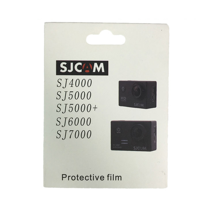 LCD Screen Protector Lens Protector Film For SJ4000 SJ4000wifi SJ5000 + WIFI Sj6000 Sj7000 Action Camera SJCAM Accessories