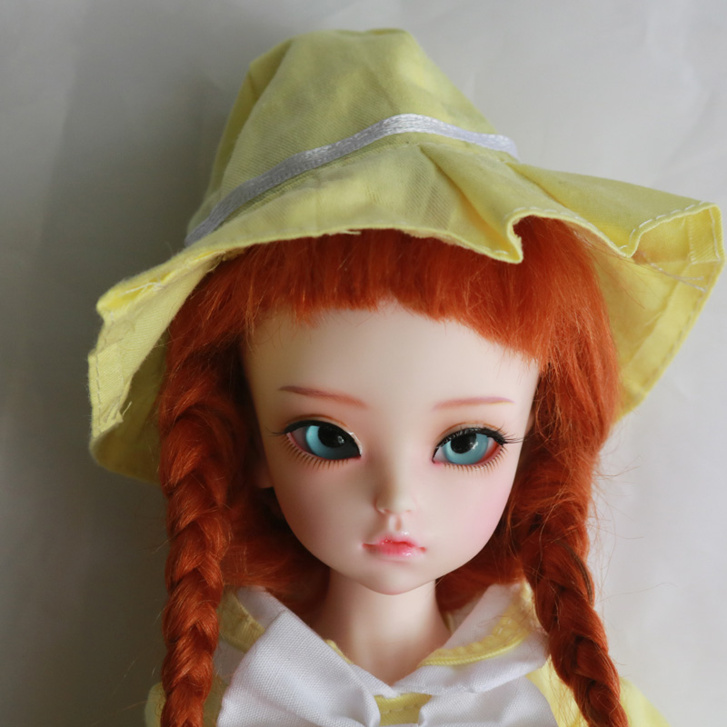 Top Quality 1/6 BJD Doll BJD/SD Fashion Cute Irenes Resin Doll With Eyes For Baby Girl Birthday Chrismas Gift free shipping 1 6 bjd doll bjd sd hani cute doll for baby girl birthday gift with eyes