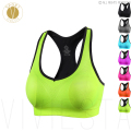 Neon Color Quick Dry Sports Bra - Stylish Yoga Gym Training Running Compression High Support Bra Top Sports Clothing Activewear