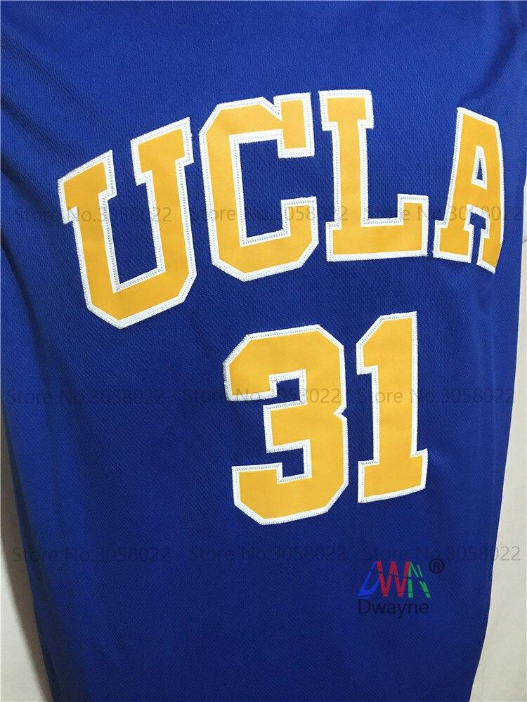super popular 78488 e53b8 ucla bruins 31 reggie miller light blue jersey