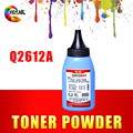 Q2612A 2612 12A Laser Printer Black Toner Powder For HP LaserJet 1010  1012  1015  1018  1020  1022  1022N  1022NW 3015 printers