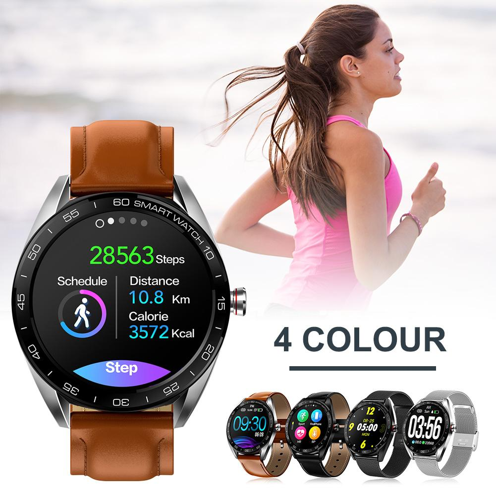 Image 2 - Smart Bracelet Waterproof Bluetooth Heart Rate Monitor Fitness Tracker Sports Smart Watch Heart Rate Detection For Android IOS-in Smart Watches from Consumer Electronics
