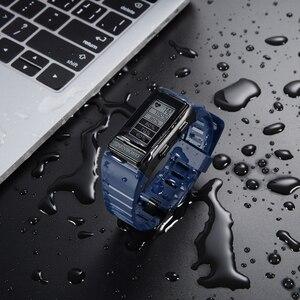 Image 5 - SENBONO S909 GPS ספורט חכם להקת צג Cardiaco פעילות Tracker גובה קצב לב כושר צמיד גברים IP68 עמיד למים