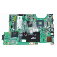578232-001 Main Board For HP G60 CQ60 Laptop Motherboard 48.4FQ01.011 GL40 DDR2 with Free cpu