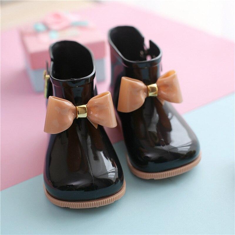 Jungen Gelee mode Wasserdichte Stiefel Us8 Mädchen Baby Schuh Weichen Infant Schuhe 79 12Off Regen Kinder bfIY7gym6v