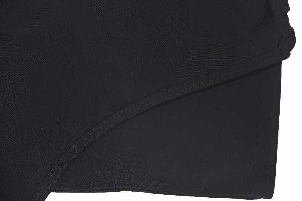 Mens Underwear High Waist Body Shaper Slimming Fit Tummy Control Waist Trainer Tight Pants Shapewear Hot Bottom Bandage Panties (7)