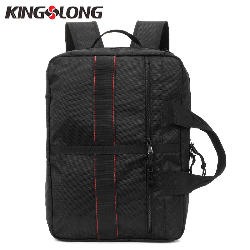 KINGSLONG New 1680D Nylon Men Backpack Multi-Function Laptop Backpack Bag for 15.6 Inch Notebook Computer Bag High Quality #9 unique high quality waterproof nylon 15 inch laptop backpack men women computer notebook bag 15 6 inch laptop bag