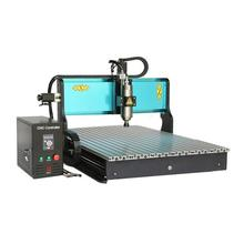JFT Industrial Wood Engraving Machine 3 Axis 1500W CNC Woodworking Router with USB Port on Discount 6090