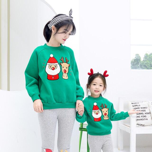 Familia Navidad Pijama Familia Juego Ropa Juego Madre Hija Ropa De