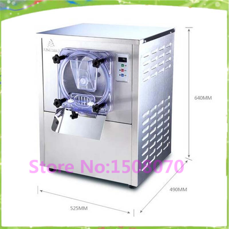 New discount Desktop Commercial Ice Cream Making Machine,High Efficiency Soft Icecream Maker Machine Price edtid new high quality small commercial ice machine household ice machine tea milk shop
