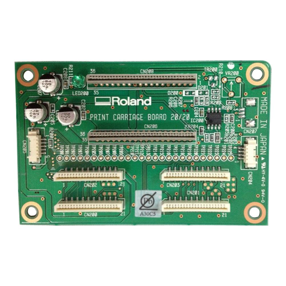 Original Roland SP-540 Print Carriage Board W8406050F0 roland versacamm sp 540i