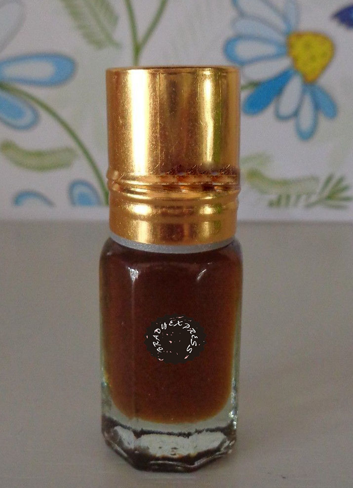 3ml Agar-wood Oud Attar Concentrated Perfume Oil Ittar