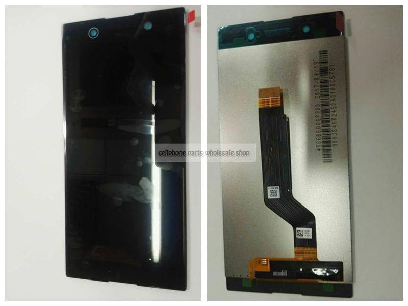 Pour Sony Xperia XA1 Ultra G3221 G3212 G3223 G3226 Lcd Écran Avec Écran Tactile En Verre Digitizer Assemblée Pièces De Rechange