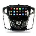 Envío Gratis Quad Core Android 5.1.1 Coches Reproductor de DVD de Radio Para Ford Focus 3 2012-2014 3G WiFI GPS de Navegación Estéreo Reproductor de Vídeo