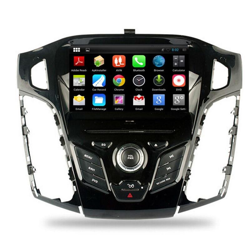 Free Shipping Quad Core font b Android b font 5 1 1 Car DVD Player Radio
