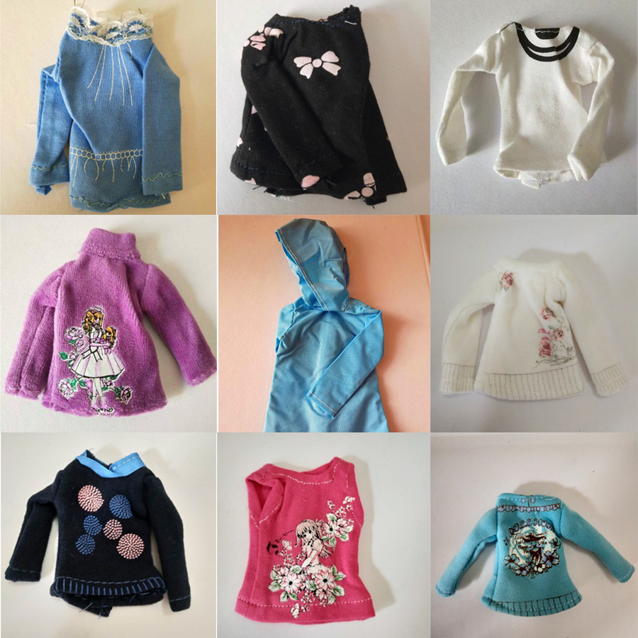 Fashion Pretty Clothes Cotton Coat For Project MC2 Princess Dolls Children' Toys For Girls