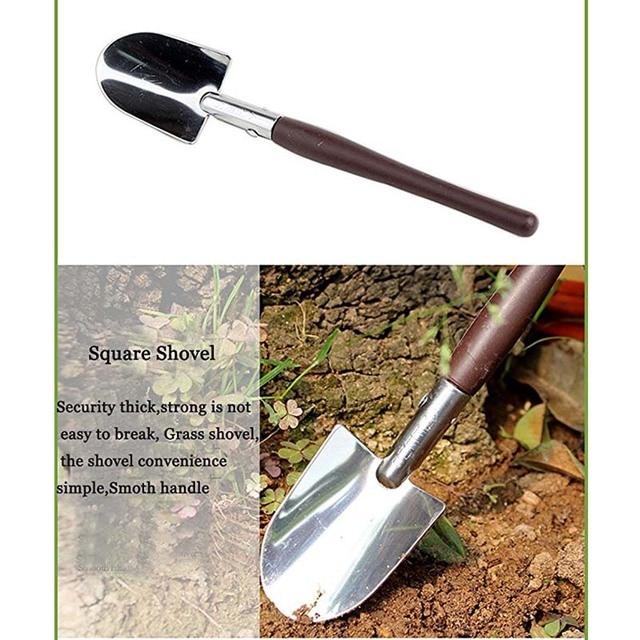Mini Garden Tool Set 3 Piece Gardening Kit 4