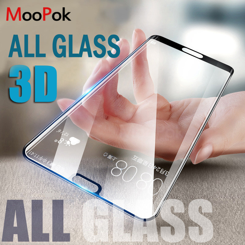 3D Tempered Glass For Huawei P9 P9 Plus P9 Lite 2017 P10 P10 Lite Screen Protector For Huawei P20 Lite P20 Plus P20 Pro