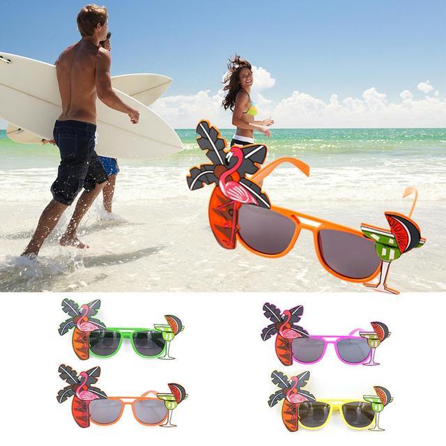 727e140694 Hot Sale Beach Decoration Funny Sunglasses Summer Glasses Cycling Eyewear