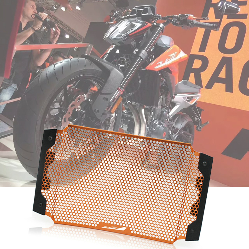 For KTM DUKE790 Duke 790 2018 Radiator Guard Grille Protector Cover Grill Parts Motorbike Motorcycle Accessories sintered copper motorcycle parts motorbike front