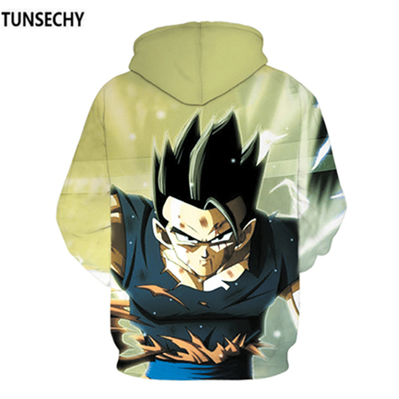 TUNSECHY Brand Dragon Ball 3D Hoodie Sweatshirts Men Women Hoodie Dragon Ball Z Anime Fashion Casual Tracksuits Boy Hooded 27