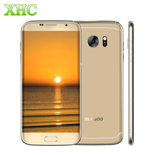 Original BLUBOO Edge 5.5 inch Mobile Phone 2GB 16GB Android 6.0 MTK6737 Quad Core 13MP+8MP Front Fingerprint 4G LTE Smartphone