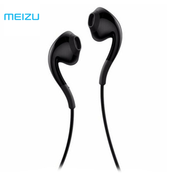 MEIZU EP2C Type-C Wired Earphone in Ear with Microphone Headphone Headset 14mm Superfine HD Sound Wire Control Chinese Version