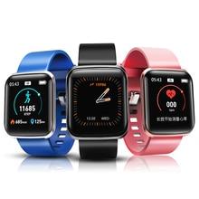 W5 IPS Screen Smart Watch Women IP67 Waterproof Heart Rate Blood Pressure Sport Fitness Tracker Smart Bracelet For Android IOS цена 2017
