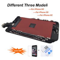 10PCS Lot AAA Quality LCD For IPhone 5G 5S 5C Factory Price Sale LCD Screen Display