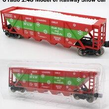 Специальное предложение O ratio 1:48 модель железной дороги снег Паровозик металлическое колесо в сборе Коллекционная модель