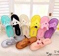 Flip flops Chinelos Panda Wimen'S Sapatos Casa Chinelos Para As Mulheres Homens Mulheres Chinelos Interior Sapatos Casa