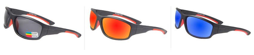 NEW QUESHARK Men Polarized Fishing Sunglasses Hiking Angling Goggles Sports Cycling Fisherman Glasses Uv400 Fishing Eyewear