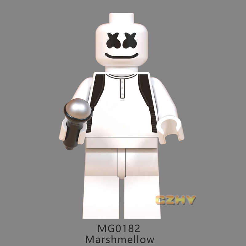 لعبة الجي مارشملو شخصيات جريملنز ستيتش إت إليوت أنجي جيزمو ستاي جيفت ستريم لبنات البناء هدايا قبلة ألعاب أطفال MG0183