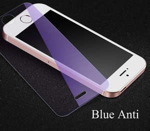 Image 5 - RONICAN No Fingerprint Premium Tempered Glass Screen Protector For iphone 5 5C Frosted Glass Protective Film For iPhone 5s SE