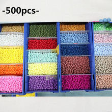 TYRY.HU 500pc Silicone Beads 12mm Teething Necklace Balls For Chew Toys Baby Bite Teethers Accessories Food Grade Silicone
