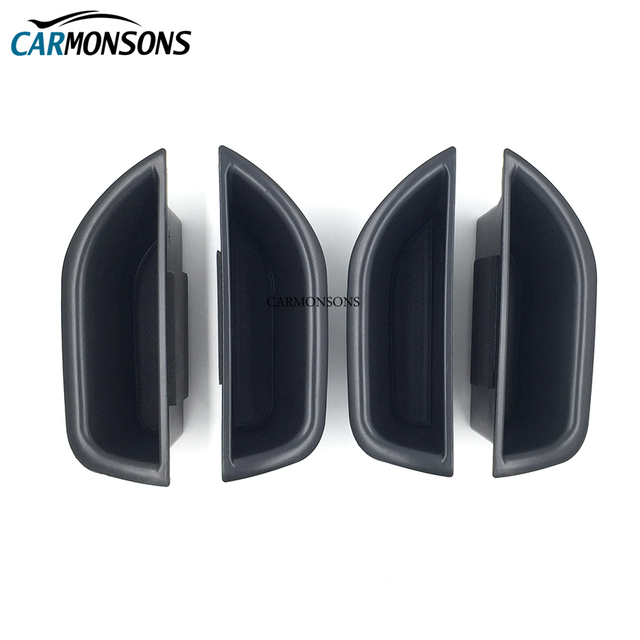 Carmonsons Car Organizer for Mercedes Benz E Class W212 2010-2015 Door Handle Storage Box Container Holder Tray Accessories